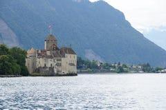 Chillon Castle stock photos