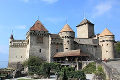 Chillon Castle, Switzerland Royalty Free Stock Photo