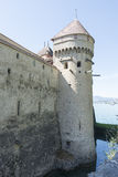 Chillon Castle, Switzerland royalty free stock images