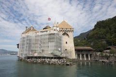 Chillon Castle, Switzerland Stock Photo