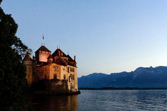 Chillon Castle, Switzerland, Europe Stock Image