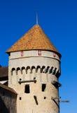 chillon de de château Image libre de droits