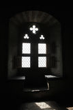 Chillon window Royalty Free Stock Image