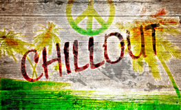 Chillout background Stock Photos