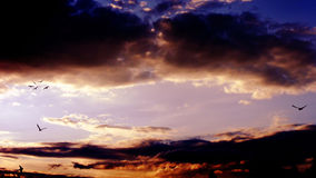 ChillSky Photographie stock libre de droits