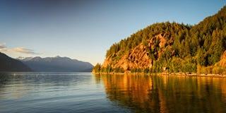 Chillwack teren BC Kanada Zdjęcie Royalty Free