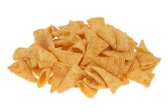 Chilly corn chips isolated Stock Photos