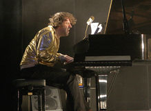 Chilly Gonzales Royalty Free Stock Photography