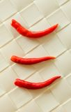 Chilly peppers Royalty Free Stock Image