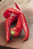 Chilly peppers Royalty Free Stock Photos