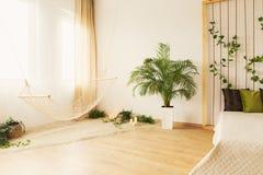 Chillzone en dormitorio fotografía de archivo libre de regalías