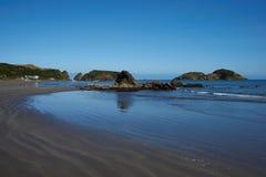 Chiloé linia brzegowa Zdjęcia Royalty Free
