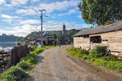 Chiloé's spirit and uniqueness, Chiloé Island, Chile Royalty Free Stock Image