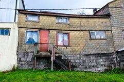 Chiloé's spirit and uniqueness, Chiloé Island, Chile Stock Image
