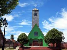 Chiloe海岛,辣椒 免版税库存照片
