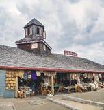 Dalcahue Crafts Fair - Chiloe Island, Chile stock photos