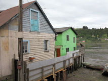Chiloe island, chile Stock Photography