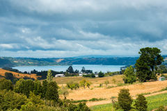 Chiloe Island Royalty Free Stock Photo