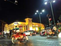 0 chilometri Yogyakarta Fotografie Stock