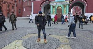 Chilometro zero a Mosca archivi video