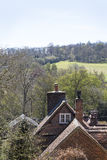 Chilterns, Buckinghamshire. Royalty Free Stock Images
