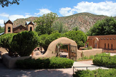 chimayo De El santuario Zdjęcie Royalty Free