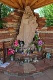 chimayo De El santuario Obrazy Stock