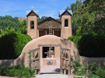chimayo de sanctuario 图库摄影