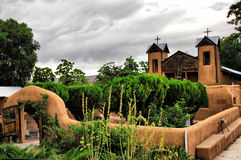 chimayo de santurio Photo stock