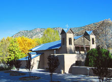 Chimayo Morning Royalty Free Stock Images