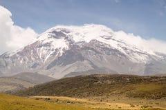 Chimborazo Royalty-vrije Stock Afbeeldingen