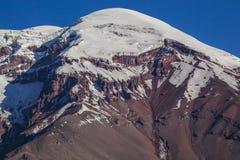 Free Chimborazo Volcano And Paramo Stock Photography - 56322132