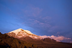 Free Chimborazo Volcano. Ecuador Stock Photography - 30654572