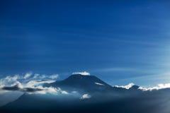 Chimborazo Volcano In Ecuador Royaltyfri Foto