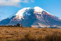 Free Chimborazo Volcano The Highest Mountain In Ecuador Royalty Free Stock Photo - 211413185