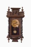 Chime ścienny zegar Obraz Royalty Free