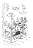 chimenea libre illustration