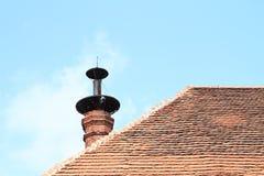 chimenea Imagen de archivo libre de regalías