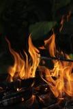 chimenea Imagen de archivo