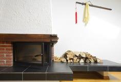 chimenea Foto de archivo libre de regalías