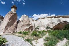 Chimenea de hadas Cappadocia Fotos de archivo libres de regalías