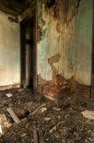 Chimenea derrumbada Fotos de archivo
