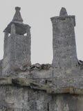 chimeneas Fotografía de archivo
