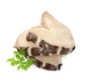 Chimera del pesce (coniglio, chimera del mare) isolata Immagini Stock