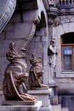 Chimera´ statue Royalty Free Stock Photos