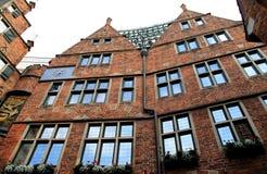 Chimes (Glockenspiel) i Bremen Royaltyfri Foto