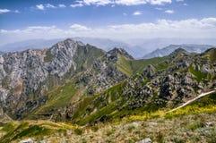 Chimgan στο Ουζμπεκιστάν στοκ εικόνες με δικαίωμα ελεύθερης χρήσης
