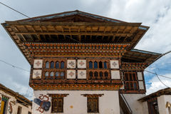 Chimi Lhakhang, Punakha provincia il Bhutan settembre 2015 Immagine Stock Libera da Diritti