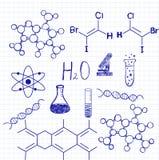 chimie illustration de vecteur