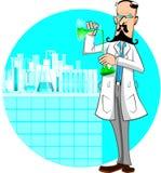 chimie Image libre de droits
